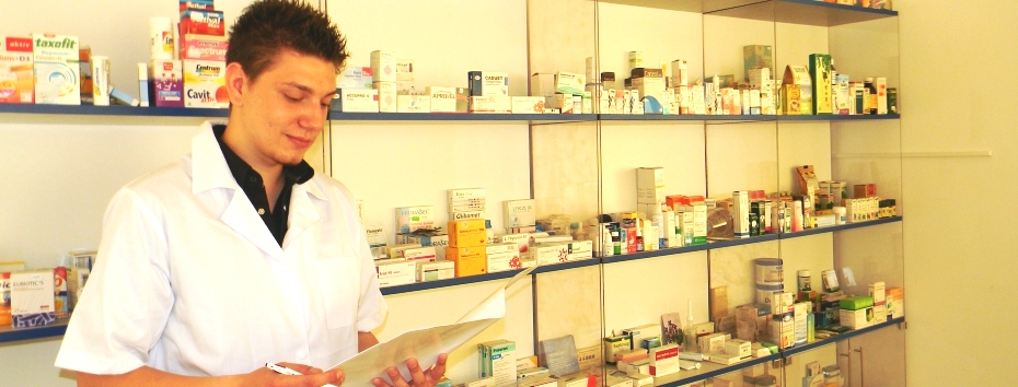 Asistent medical de farmacie